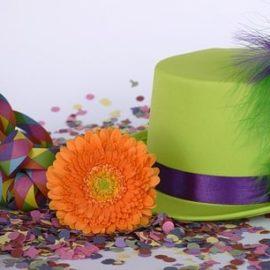 Prepare a sua própria Festa de Carnaval!